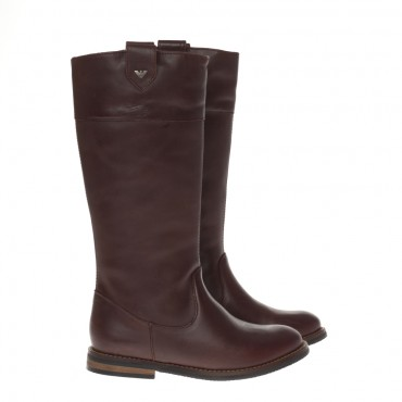 Buty dziewczęce ARMANI JUNIOR 001424