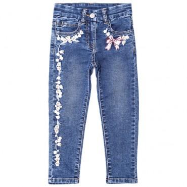 Spodnie dziewczęce MONNALISA 001446