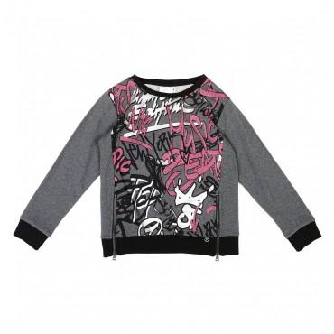 Bluza graffiti Miss Grant 001450 A