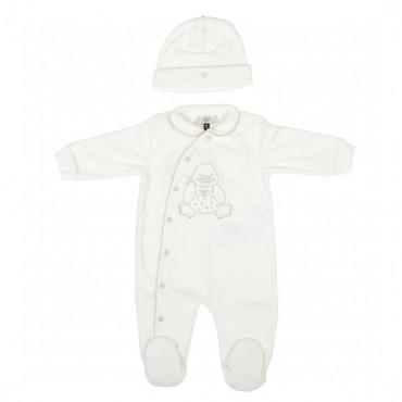 Komplet niemowlęcy ARMANI BABY 001455