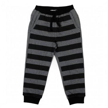 Spodnie w paski Miss Grant 001469 A