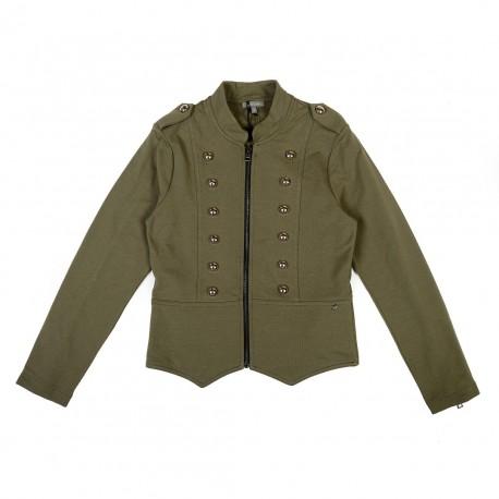 Militarna bluza MISS GRANT 001479