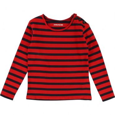 Koszulka dziewczęca ZADIG & VOLTAIRE 001500