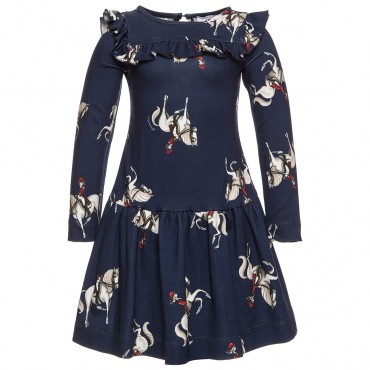 Sukienka dziewczęca MONNALISA 001539