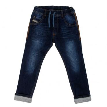 Ocieplone spodnie chłopięce Diesel 00J2IP