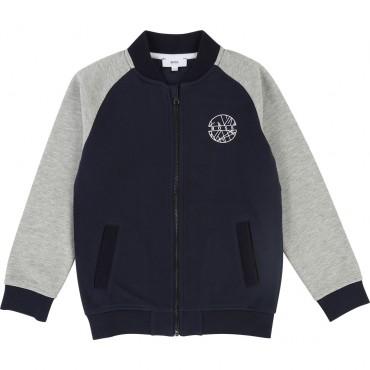 Sweter chłopięcy HUGO BOSS 001586