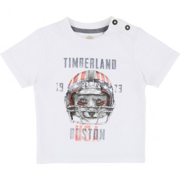 Koszulka chłopięca TIMBERLAND 001615