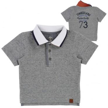 Koszulka polo dla niemowląt Timberland 001616