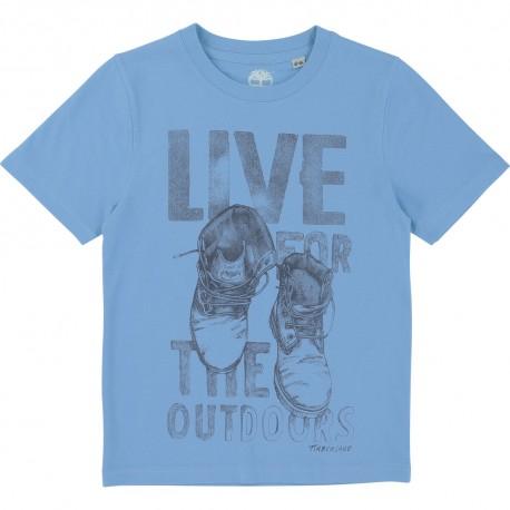 Koszulka chłopięca TIMBERLAND 001622