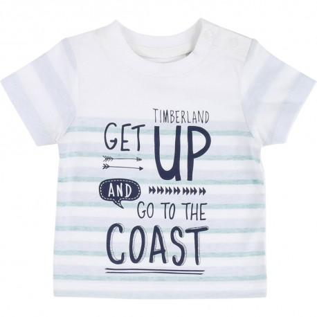 Koszulka niemowlęca TIMBERLAND 001633