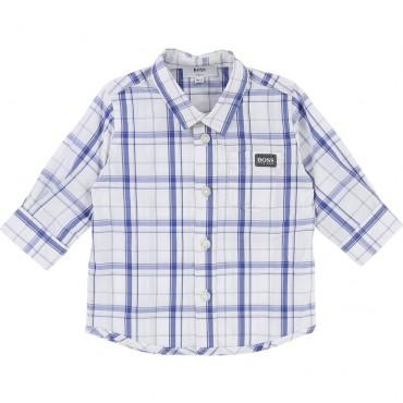 Elegancka koszula dla niemowlaka Hugo Boss 001767
