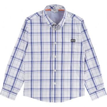 Koszula chłopięca HUGO BOSS 001769