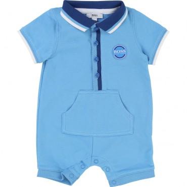 Pajacyk niemowlęcy HUGO BOSS 001773