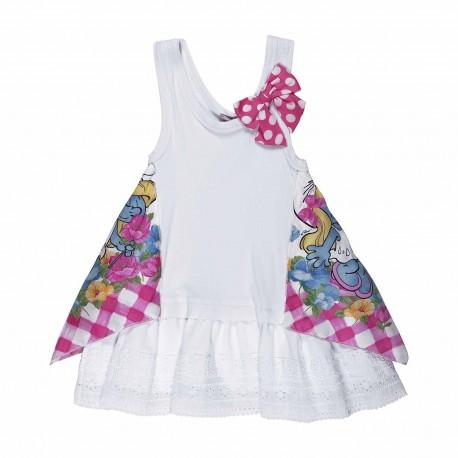 Sukienka dziewczęca MONNALISA 001921