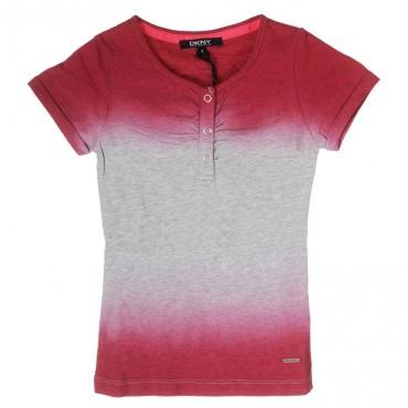 Cieniowana koszulka DKNY 001923 A