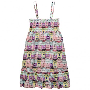 Sukienka dziewczęca ANDY WARHOL 001959