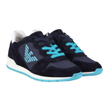 Buty chłopięce ARMANI JINIOR 001968