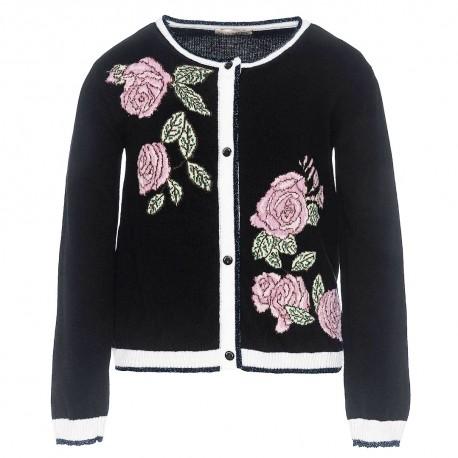 Sweter dziewczęcy MONNALISA 001998 1