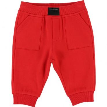 Spodnie chłopięce LITTLE MARC JACOBS 002001