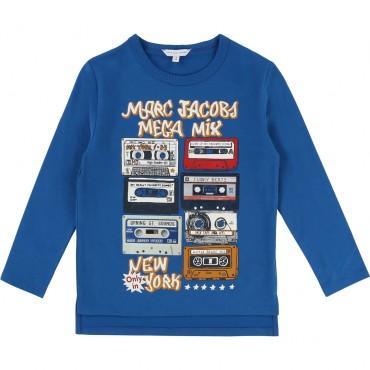 Koszulka chłopięca LITTLE MARC JACOBS 002004