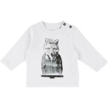 Koszulka z bawełny organicznej Timberland 002007