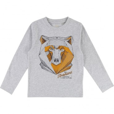 Koszulka chłopięca TIMBERLAND 002010