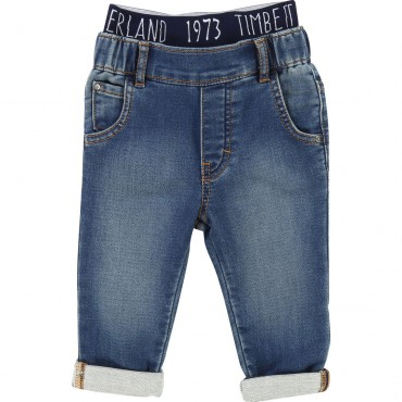 Spodnie chłopięce TIMBERLAND 002013