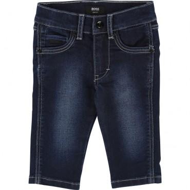 Spodnie chłopięce HUGO BOSS 002019