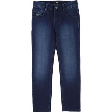 Spodnie chłopięce HUGO BOSS 002022