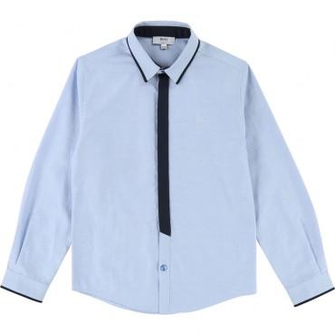 Koszula chłopięca HUGO BOSS 002024