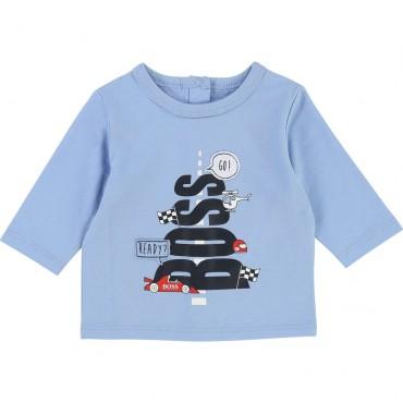 Koszulka niemowlęca HUGO BOSS 002035