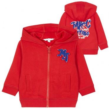 Bluza chłopięca LITTLE MARC JACOBS 002060