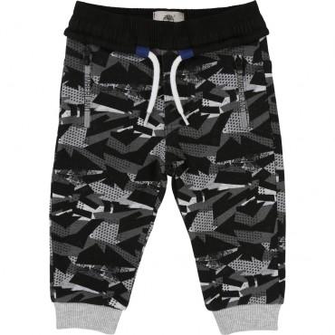Spodnie dla niemowlaka kamuflaż Timberland 002063