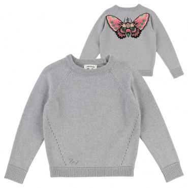 Sweter dziewczęcy ZADIG-&-VOLTAIRE 002069