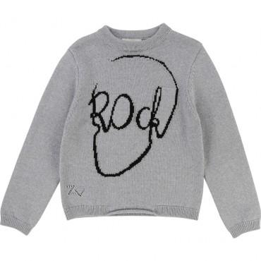 Sweter chłopięcy ZADIG-&-VOLTAIRE 002072