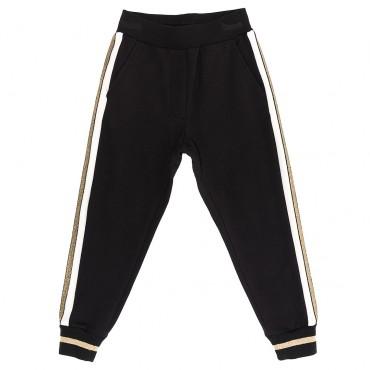 Sportowe spodnie dziewczęce Monnalisa 002076