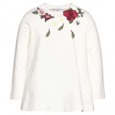 Bluzka dziewczęca MONNALISA 002085