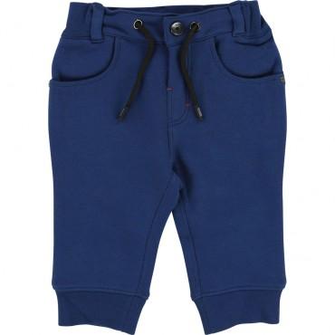 Miękkie spodnie niemowlęce Hugo Boss 002092