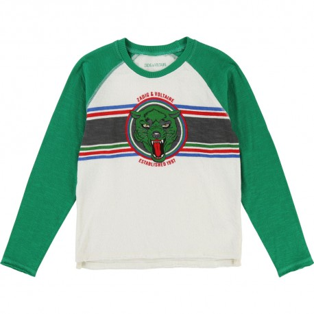 Koszulka chłopięca ZADIG&VOLTAIRE 002103