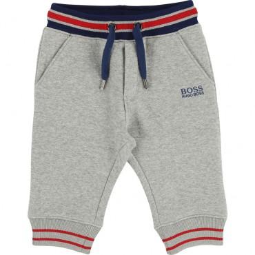 Spodnie chłopięce HUGO BOSS 002109
