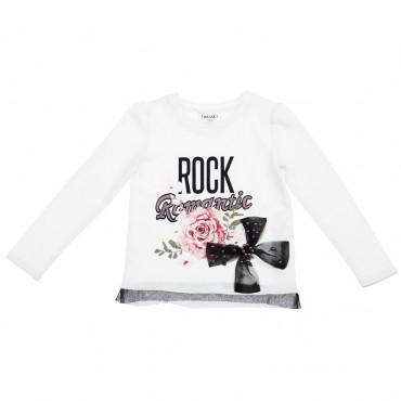 Koszulka dziewczęca TWIN SET 002120