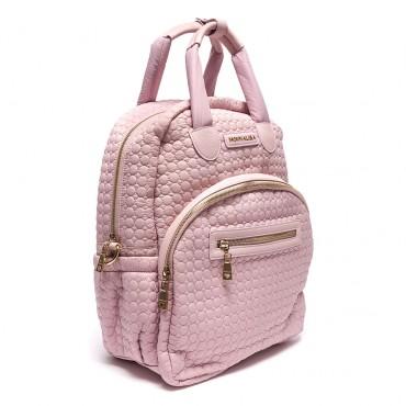 Różowy plecak MONNALISA 002133 A