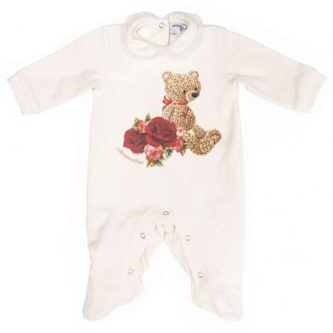 Śpioszki niemowlęce MONNALISA, euroyoung 002140