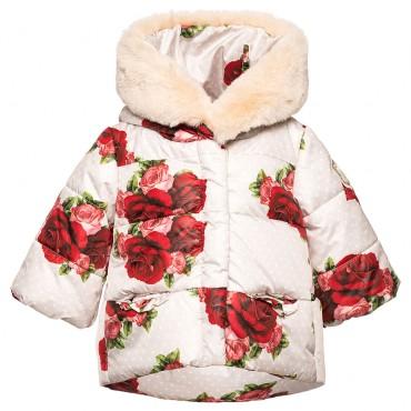 Zimowa kurtka niemowlęca Monnalisa 002150