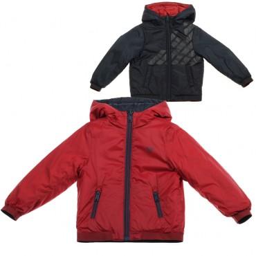 Dwustronna kurtka dziecięca Emporio Armani 002167