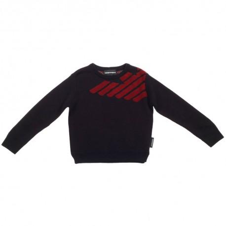 Sweter chłopięcy EMPORIO ARMANI 002168