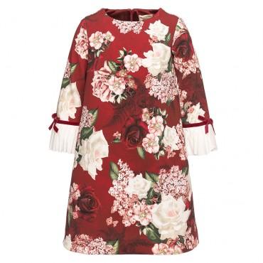 Krótka sukienka dla dziewczynki Monnalisa 002188