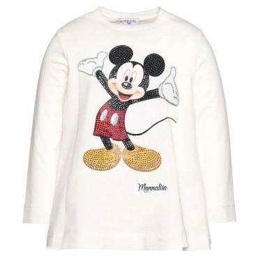 Bluzka dziewczęca MONNALISA, euroyoung 002203