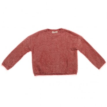 Sweter szeroki Twin Set 002213 przód