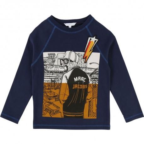 Koszulka chłopięca LITTLE MARC JACOBS 002230